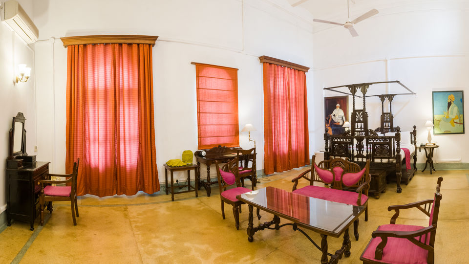 Raja Baba Ala Singh The Baradari Palace Hotels in Patiala