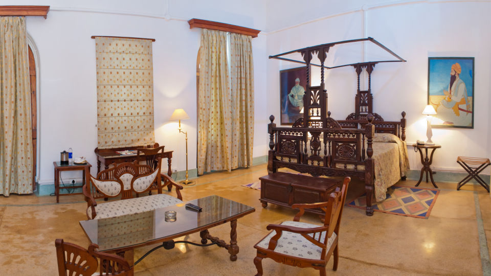 Raja Baba Ala Singh The Baradari Palace Hotels in Patiala