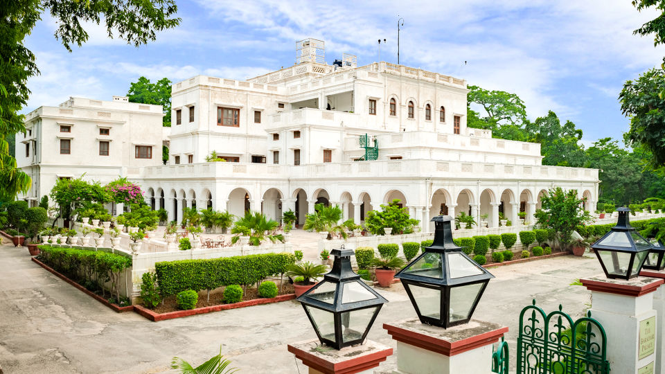 Facade & Premises, The Baradari Palace Hotels in Patiala