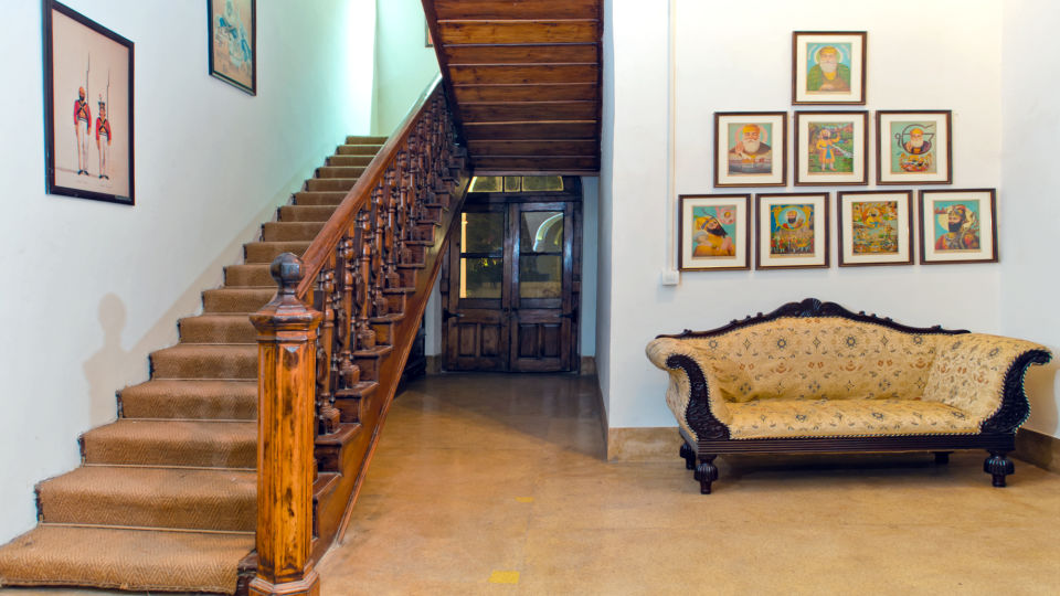 Facade & Premises The Baradari Palace Patiala Punjab Hotels in Patiala