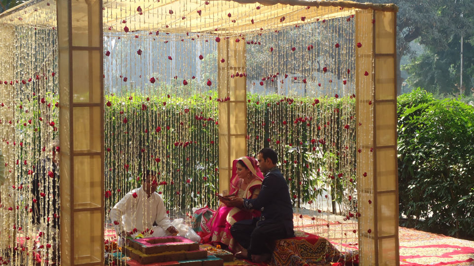 Wedding The Baradari Palace Hotels in Patiala