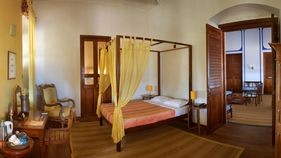 Countess Moltke Room, The Bungalow on the Beach Tranquebar, Hotel Rooms In Tamil Nadu 133