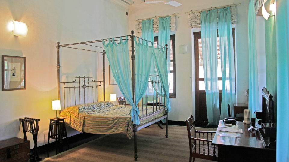 Princess Louise Room, The Bungalow on the Beach Tranquebar, Hotel Rooms Near Danish Fort