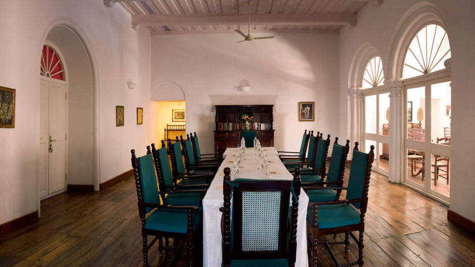 The Tower House - 17th Century, Cochin Kochin Conference The Tower House Cochin Kerala 1
