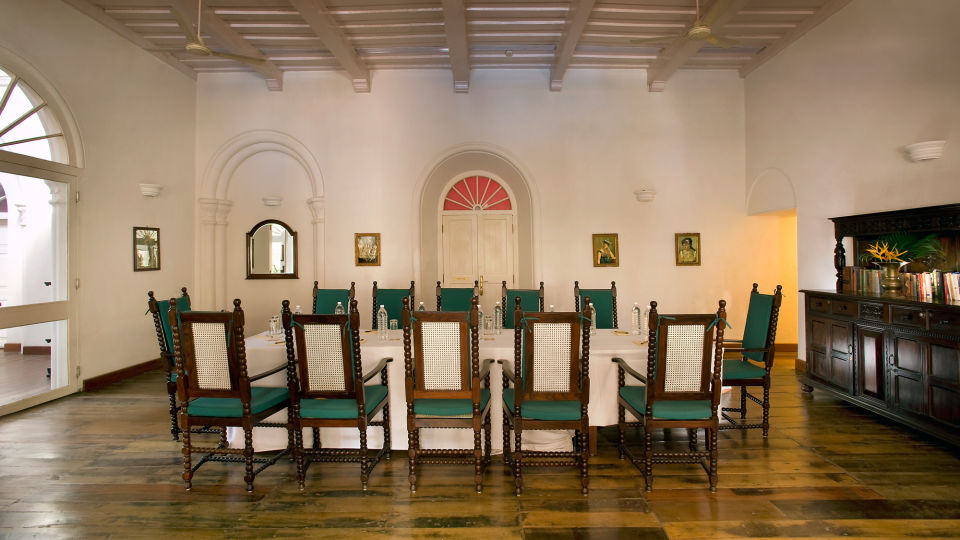 The Tower House - 17th Century, Cochin Kochin Conference The Tower House Cochin Kerala