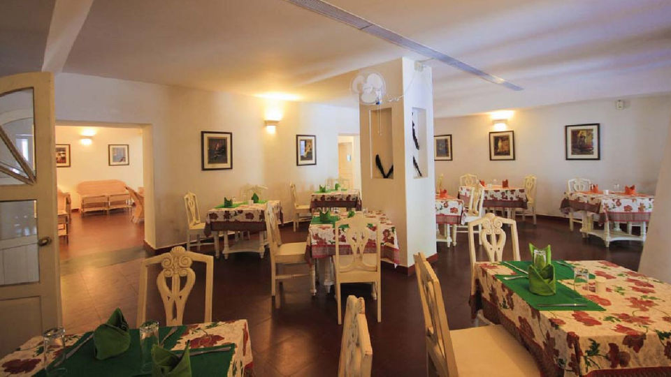 The Tower House - 17th Century, Cochin Kochin Dining The Tower House Cochin Kerala