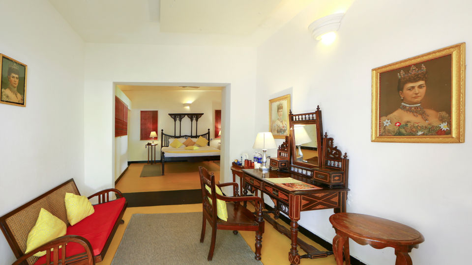 The Albuquerque room The Tower House Cochin Kerala
