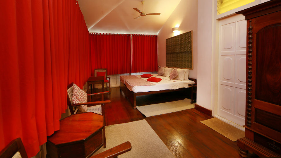 The Breekopt room The Tower House Cochin Kerala