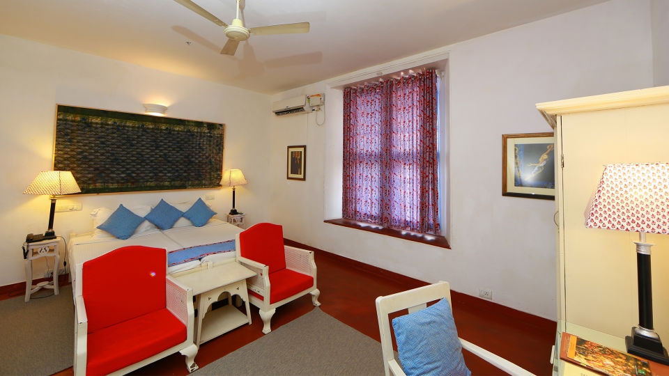 The Pacheco room The Tower House Cochin Kerala