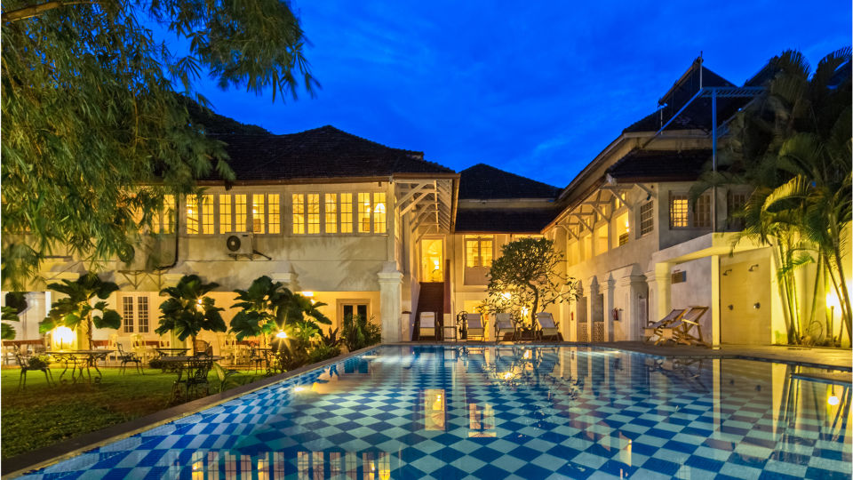 The Tower House - 17th Century, Cochin Kochin The Tower House Cochin Kerala 9