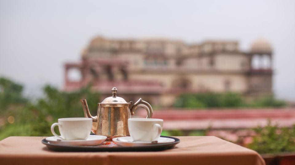 Facade_Tijara Fort Palace_Hotel In Rajasthan 20