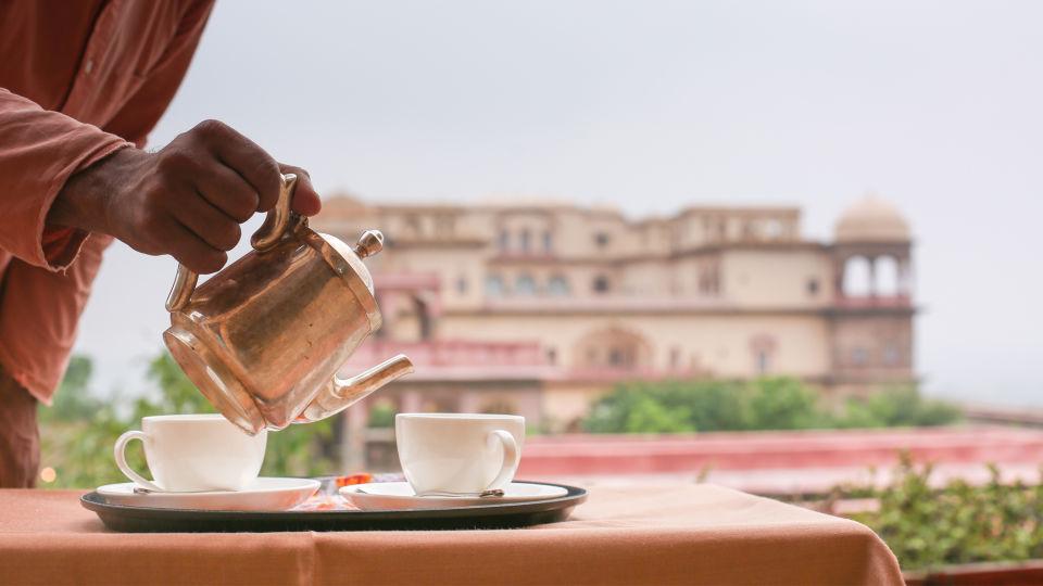 Facade_Tijara Fort Palace_Hotel In Rajasthan 21