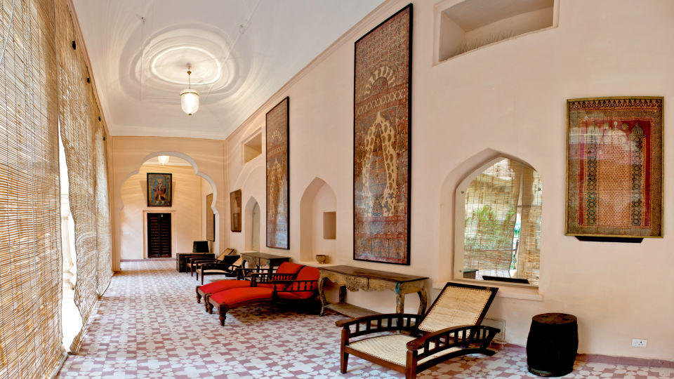 Facade_Tijara Fort Palace_Hotel In Rajasthan 24