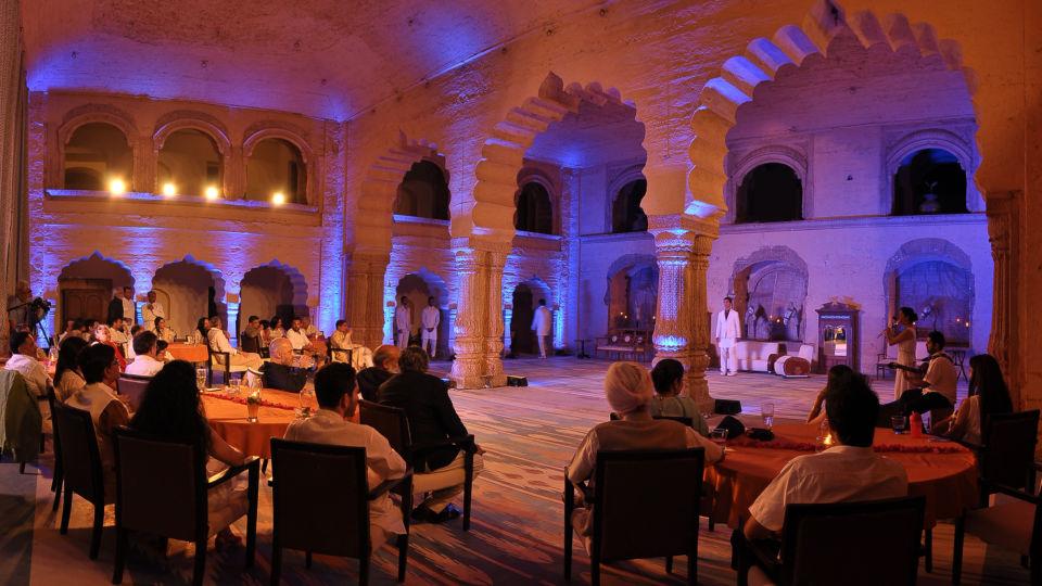 Facade_Tijara Fort Palace_Hotel In Rajasthan 27
