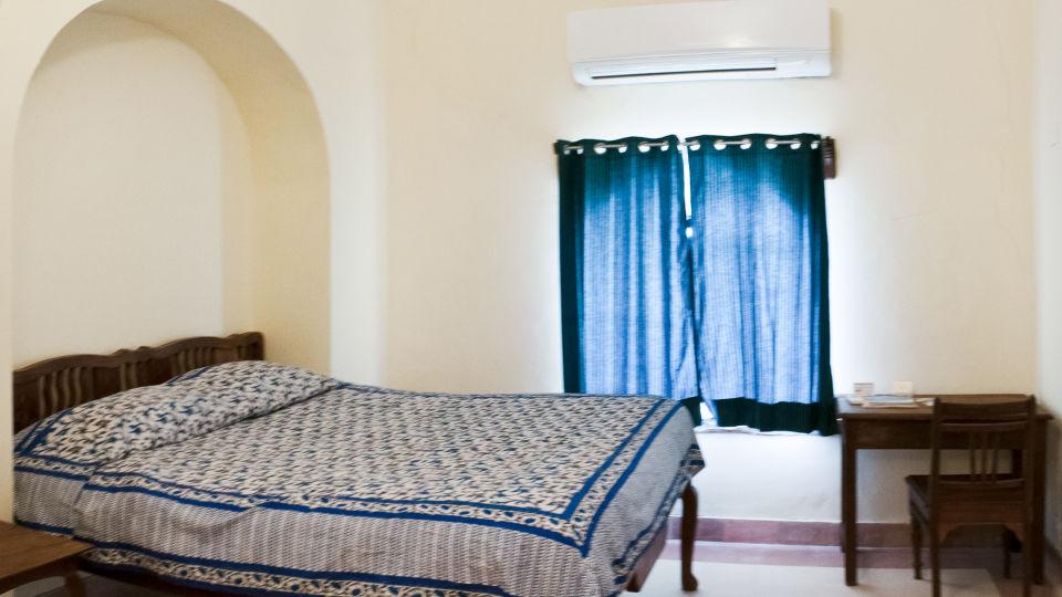 Tijara Fort-Palace - 19th Century_ Alwar Alwar Kalam Mahal Facade_Tijara Fort Palace_Hotel In Rajasthan