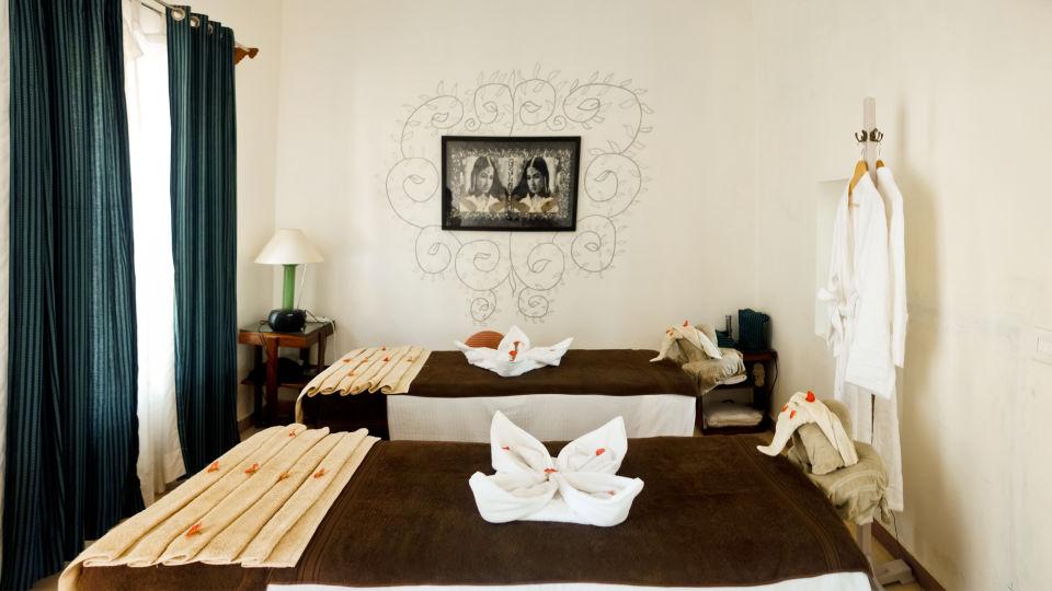 Tijara Fort-Palace - 19th Century_ Alwar Alwar Sap Facade_Tijara Fort Palace_Hotel In Rajasthan 1