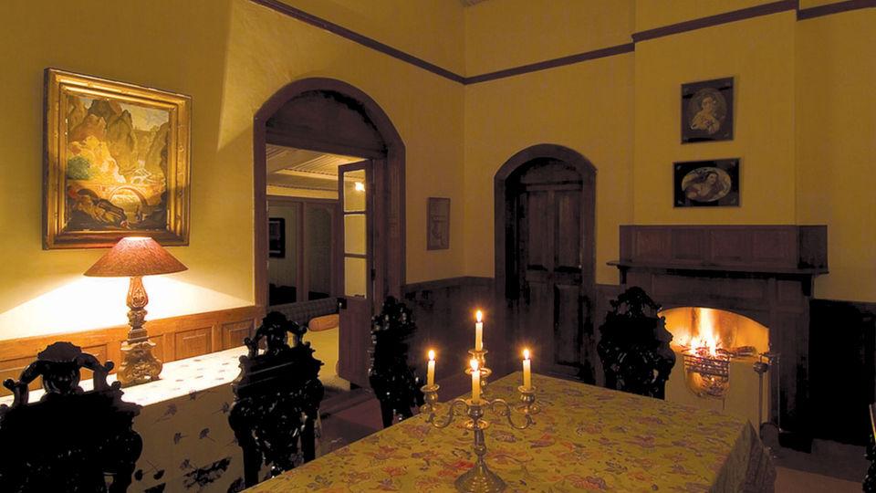 Wallwood Garden - 19th Century, Coonoor Coonoor Dining Wallwood Garden Coonoor Tamil Nadu 5