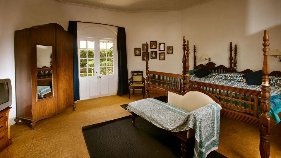 Wallwood Garden - 19th Century, Coonoor Coonoor The Pine Room Wallwood Garden Coonoor Tamil Nadu 1