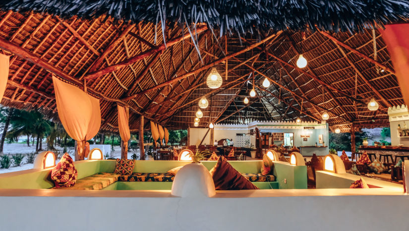 Restaurant in Zanzibar, Hakuna Majiwe Beach Lodge, Eat and Drink 15