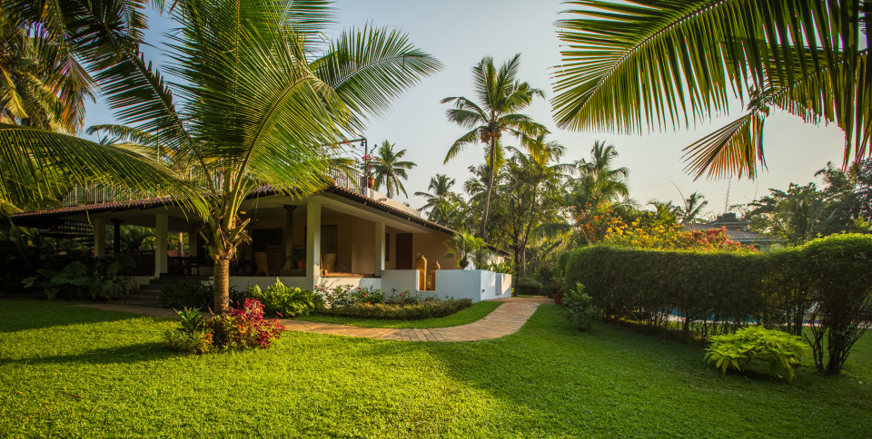 Be With Nature, Hamsa Villas Goa, Best Resort In Goa 11