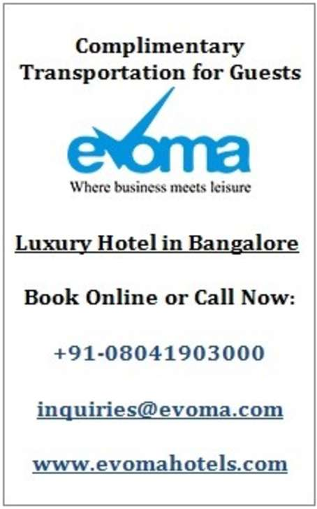 Evoma - Business Hotel, K R Puram, Bangalore Bangalore Evoma
