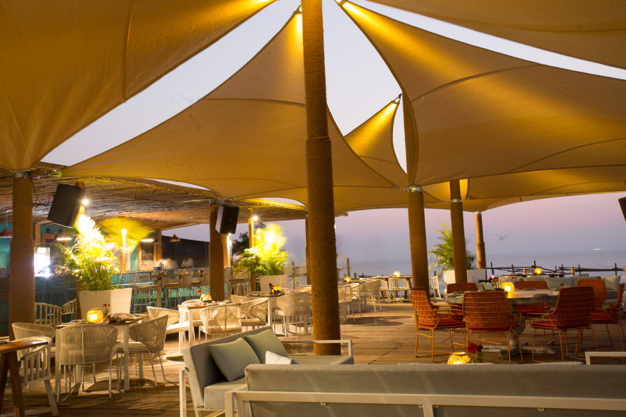 alt-text Morjim Beach Party, Living Room Beach Resort, Goa, Events in Morjim 3