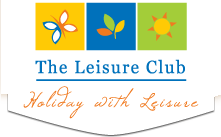 The Leisure Club New Delhi logo leisure Club