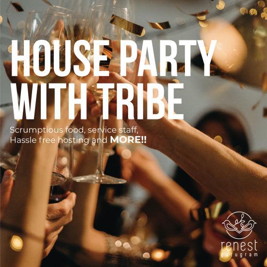 House Party tribe Gurugram