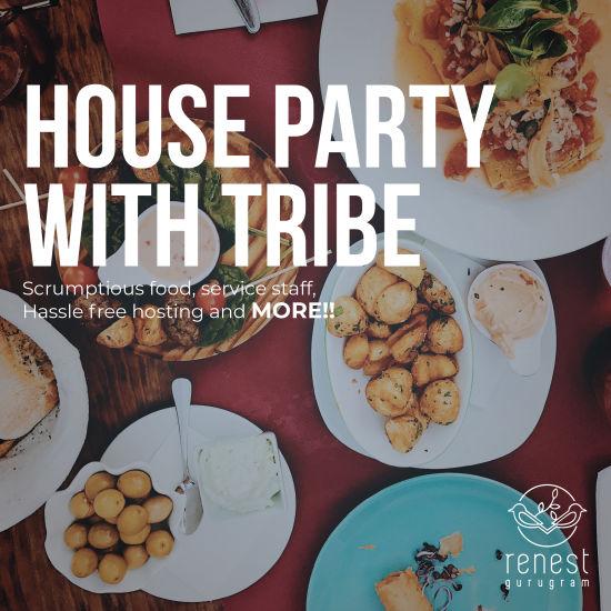 House party Gurugram