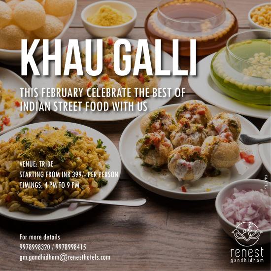 Kaho Galli food festival