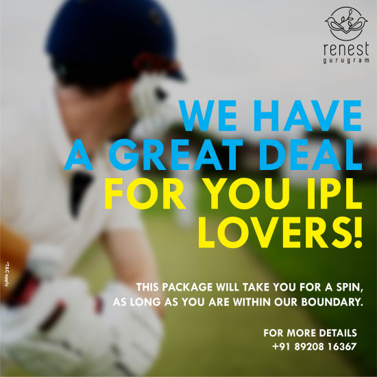IPL Package Gurugram
