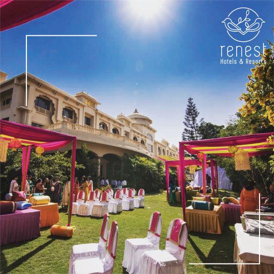 Renest shirdi Wedding