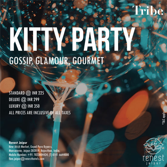 Kitty Party Jaipur