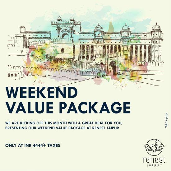 Jaipur hotel Package