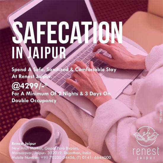 Safecation in jaipur