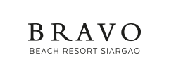 Bravo Beach Resort Siargao Siargao logo bravo beach resort siargaon phillippines
