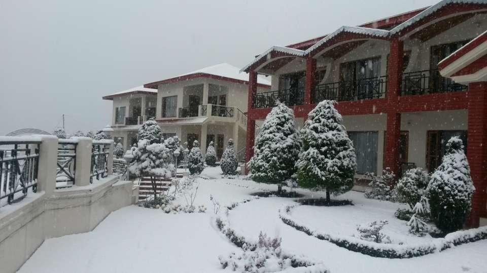Ojaswi Resort, Chaukori Chaukori Snow Capped 1 Ojaswi Hotel and Resort in Chaukori