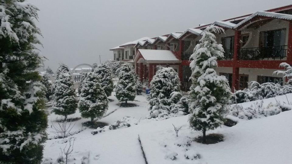 Ojaswi Resort, Chaukori Chaukori Snow Capped 4 Ojaswi Hotel and Resort in Chaukori