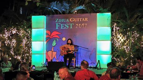 Solana Boutique B&B Zihuatanejo Zihuatanejo Guitar festival