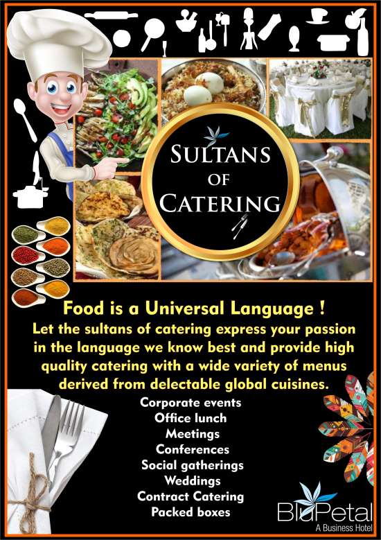 Catering Ad