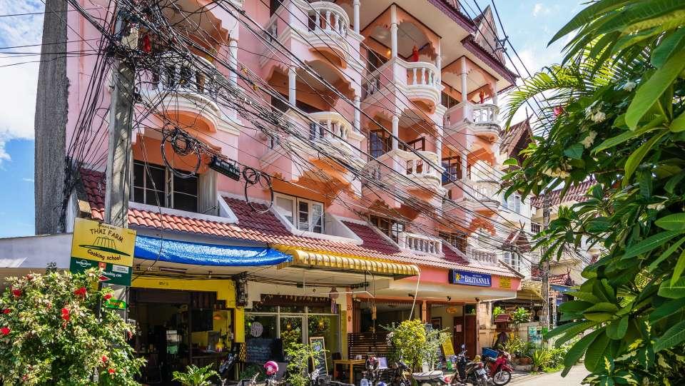 Hotel The Britannia, Chiang Mai Chiang Mai Exterior Hotel The Britannia Chiang Mai