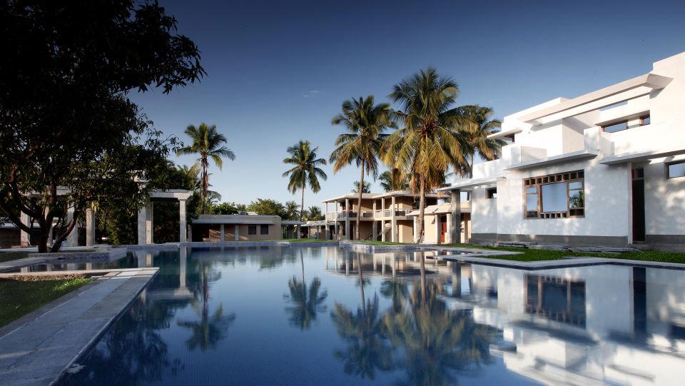 Heritage Resort Hampi Hampi 3. Pushkarni Swimming Pool 1