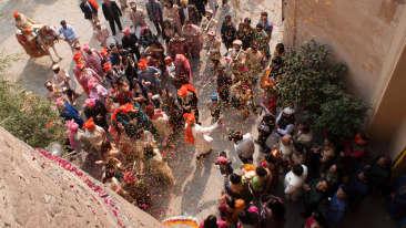 Neemrana Fort-Palace - 15th Century, Delhi-Jaipur Highway Neemrana Wedding Neemrana Fort-Palace Alwar Rajasthan 3