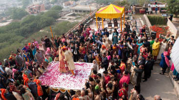 Neemrana Fort-Palace - 15th Century, Delhi-Jaipur Highway Neemrana Wedding Neemrana Fort-Palace Alwar Rajasthan 4