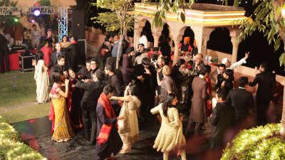 Wedding, Neemrana Fort-Palace, Events near Delhi  7