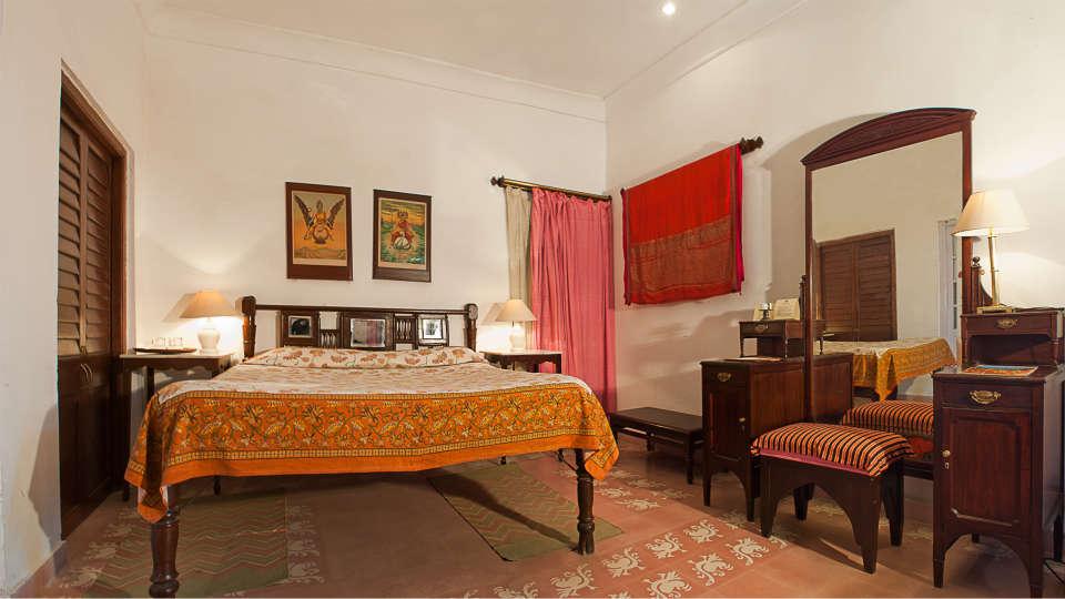 Neemrana Fort-Palace - 15th Century, Delhi-Jaipur Highway Neemrana Hans Mahal Neemrana Fort-Palace Alwar Rajasthan