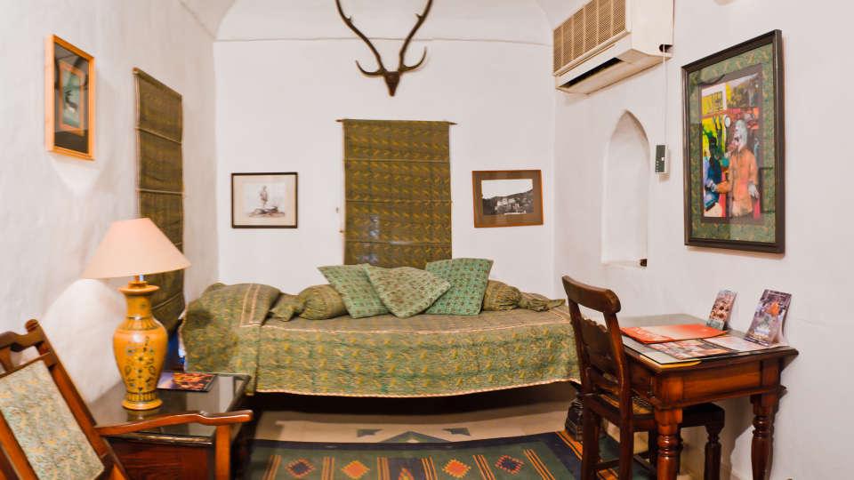 Neemrana Fort-Palace - 15th Century, Delhi-Jaipur Highway Neemrana Mrig Mahal Neemrana Fort-Palace Alwar Rajasthan