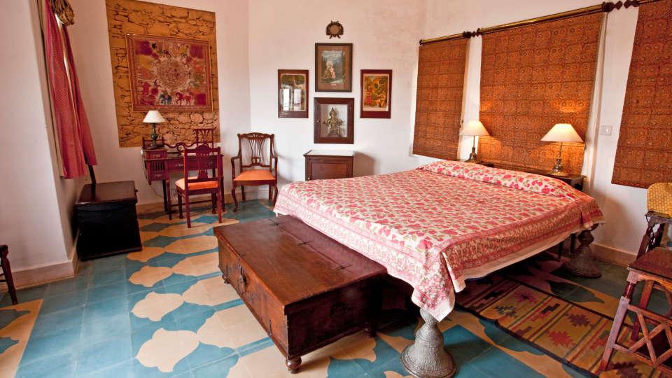 Neemrana Fort-Palace - 15th Century, Delhi-Jaipur Highway Neemrana Parvati Mahal Neemrana Fort-Palace Alwar Rajasthan