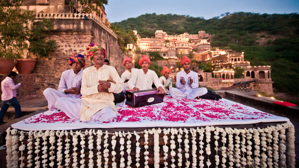 Neemrana Fort-Palace - 15th Century, Delhi-Jaipur Highway Neemrana Wedding Neemrana Fort-Palace Alwar Rajasthan 6