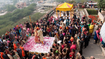Wedding, Neemrana Fort-Palace, Events near Delhi  4